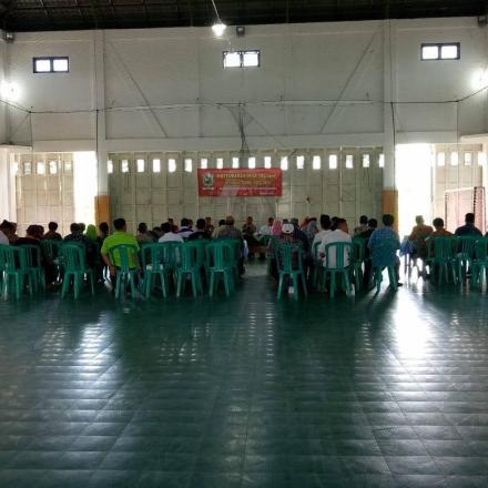 Musyawarah Desa RPJMDesa Rakit Tahun 2020-2025
